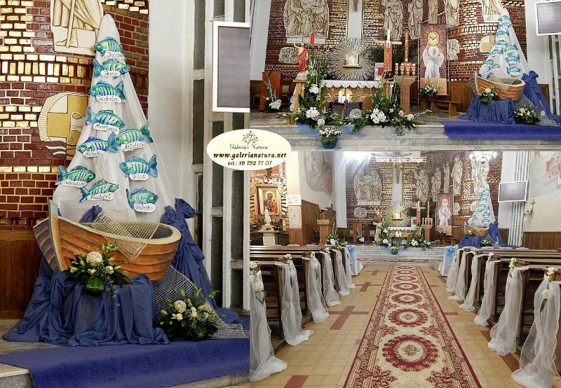 Dekoracja Kościoła Galeria Natura
